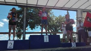 Morgane RIOU, Championne de France de Cross Triathlon