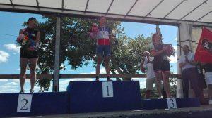 Morgane RIOU, Championne de France de Cross Triathlon